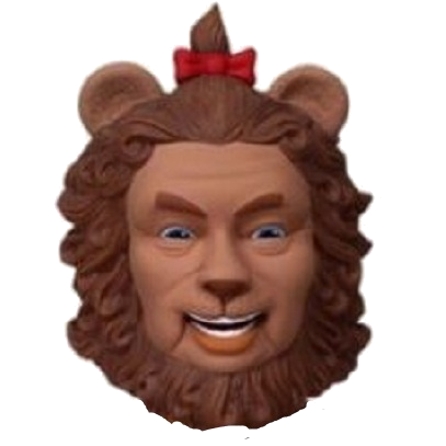 "Wizard of Oz Character Shooter ""Cowardly Lion"""