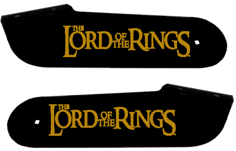 Lord of The Rings Hinge Decals