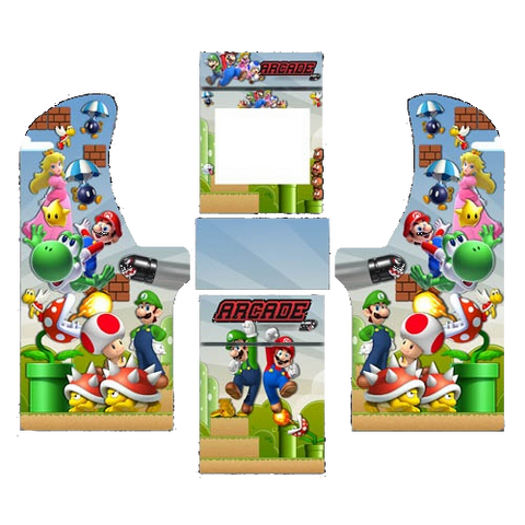 Arcade 1up Mario Complete Kit