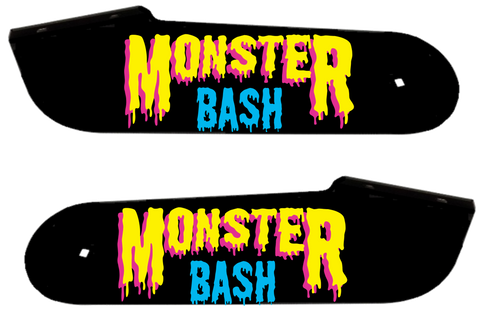 Monster Bash Hinge Decals