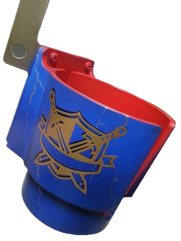 Medieval Madness PinCup Blue