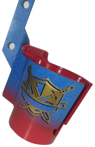 Medieval Madness PinCup Blue/Red