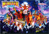 Monster Bash PinCup Frankenstein logo