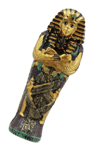 Iron Maiden Egyptian Sarcophagus Painted Premium