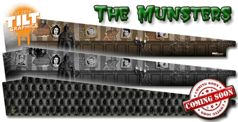 Munsters GameBlades™