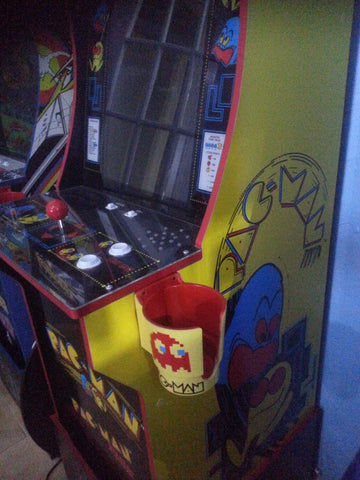 Arcade 1up Custom PinCup Pacman
