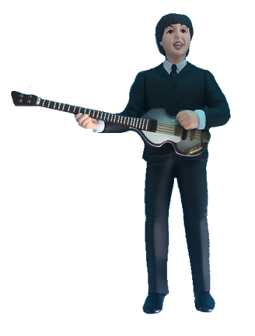 "Beatles Playfield Character ""Paul McCartney"""