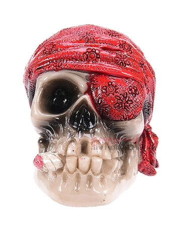 Pirates of the Caribbean Character Head Shooter Rod