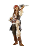 Pirates of the Caribbean Playfield Jack Sparrow
