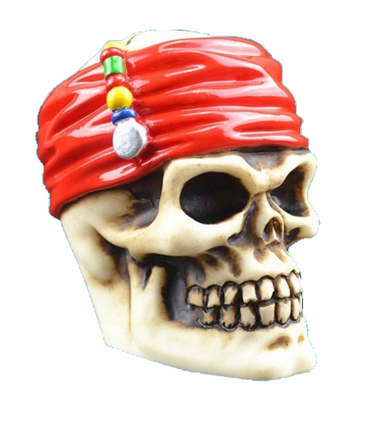 "Pirates of the Caribbean Character Shooter Rod ""Skull"""