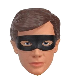"Batman 66 ""Robin"" Character Head Shooter"