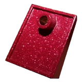 WOZ Ruby Red Shooter Housing, Shooter, PinCup