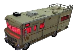 The Walking Dead RV Mod