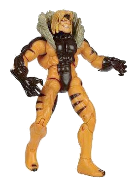 Deadpool Playfield Character Sabretooth
