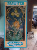 Seawitch Framed Playfield