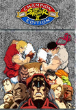 Arcade 1up Street Fighter 2 Kickplate Set All Characters