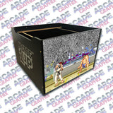 Arcade 1up Street Fighter 2 Riser Graphics RYU Fists