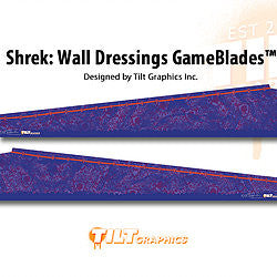 "Shrek GameBlades™ ""Wall Dressings"""