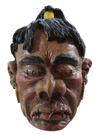 "Ripley's Believe it Or Not Character Shooter ""Shrunken Head"""