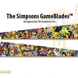 "The Simpsons Pinball GameBlades™ ""Montage JT"""
