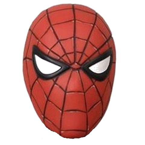 Spiderman Character Head Shooter