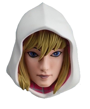 Deadpool Character Head Shooter Spider-Gwen