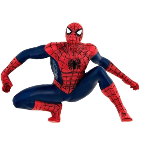 "Copy of Spider Man Playfield Character ""C"""