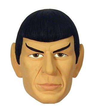 "Star Trek ""Spock"" Character Head Shooter"