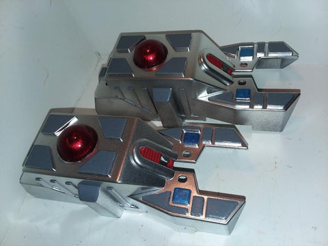 Star Trek the Next Generation Custom Painted Cannons