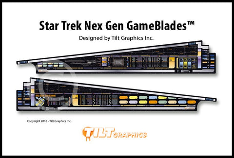 Star Trek the Next Generation GameBlades™