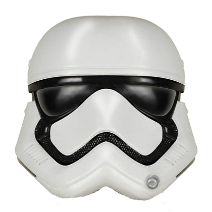 "Star Wars  Character Head Shooter ""Storm Trooper"""