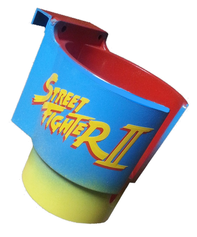 Arcade 1up Custom PinCup Street Fighter II