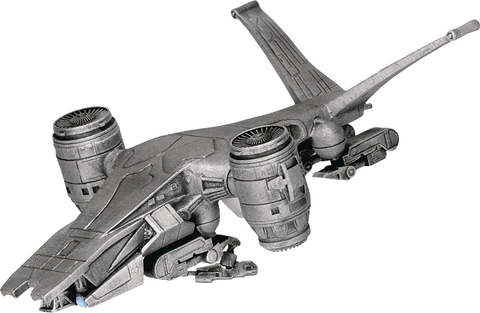 Terminator 2 Hunter Ship