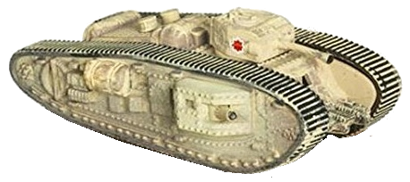 Indiana Jones German Tank