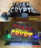 Tales from the Crypt Custom Painted Topper