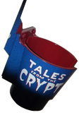 "Tales From the Crypt PinCup ""White Logo"""