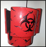 "Walking Dead PinCup ""Biohazard"""