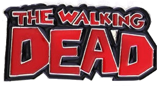 Walking Dead Playfield Plaque