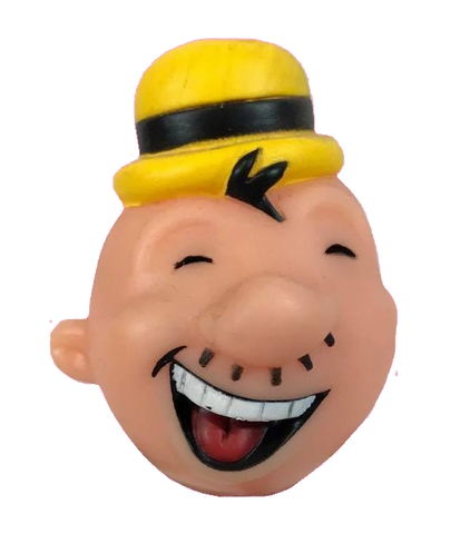 "Popeye ""Wimpy"" Character Head Shooter"