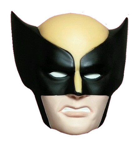 "X Men ""Wolverine with mask"" Character Head Shooter"
