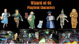 WOZ Playfield Characters