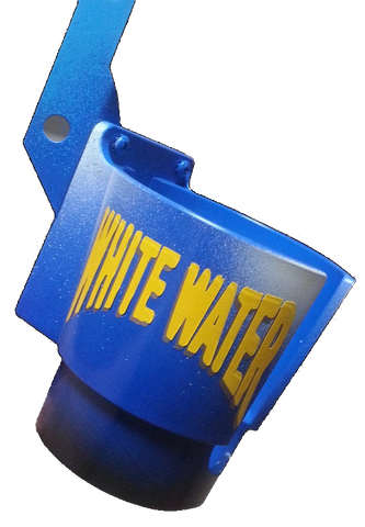 "White Water PinCup ""Title"""