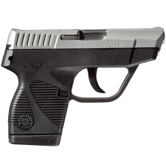 NEW Taurus PT 738 TCP .380 Stainless Steel