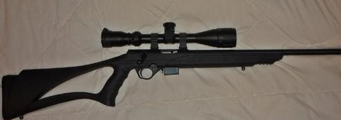 NEW Mossberg 817 .17hmr w/ Scope