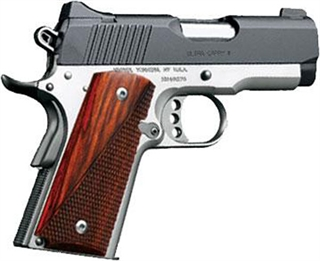 Kimber .45acp Ultra Carry II two-tone