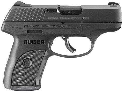 NEW Ruger LC9s 9mm