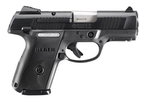 NEW Ruger SR9C 9mm