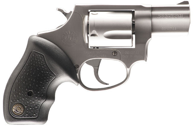 NEW Taurus 85 38special matte Stainless Steel