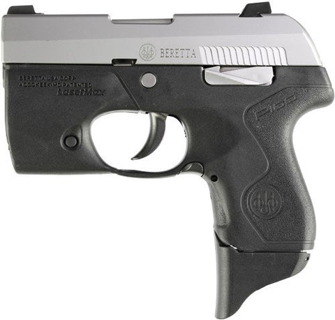 NEW Beretta Pico .380 w/Flashlight by LASERMAX