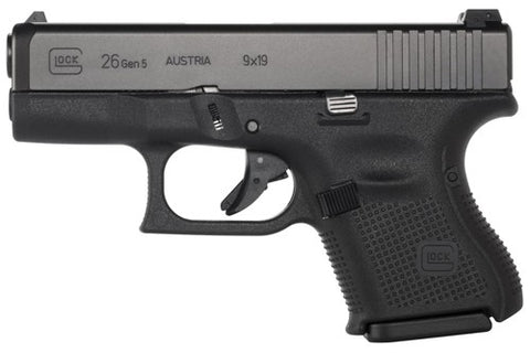 NEW Glock 26 9mm gen 5
